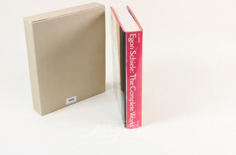 Bildband ''Egon Schiele The Complete