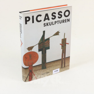 Bildband ''Picasso Skulpturen''