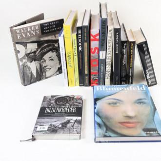14 Bildbände ''Skulpturen, Ereignisse und Menschen''