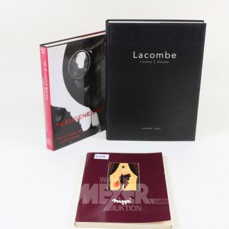 3 Bildbände ''Lacombe, Eugene Smith und