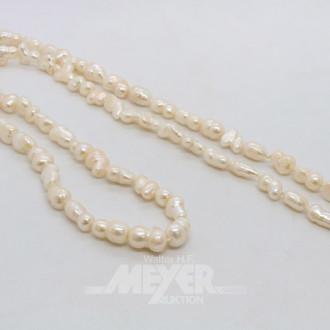 Süßwasser-Modeschmuck-Perlenkette