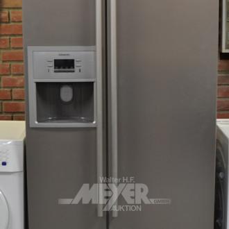 Side-by-Side Kombi-Kühlschrank, SIEMENS