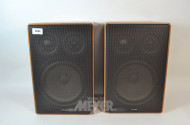 Paar Lautsprecherboxen CANTON