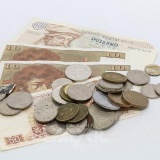 kl. Posten Münz-und Scheingeld