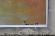 mod. Gemälde ''Weibliche Akte''