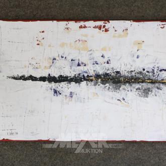 mod. Gemälde ''Ohne Titel''
