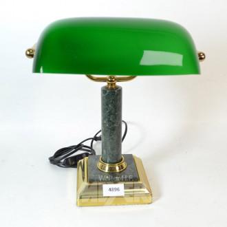 Tischlampe, ca. 33 cm: