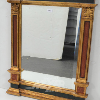 fac. Spiegel, 84 x 65 cm, Holzrahmen