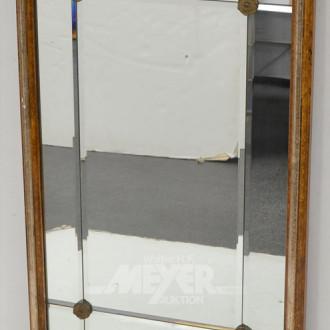 fac. Spiegel, 71 x 45 cm, Metallrahmen