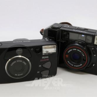 2 Fotoapparate ''CANON''