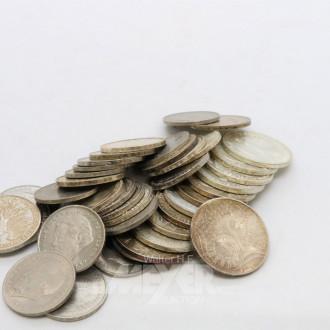 Posten div. DM-Münzen