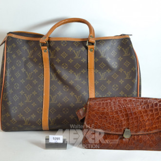 2 versch. Handtaschen