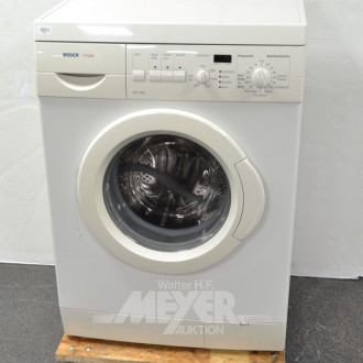 Waschmaschine ''BOSCH'' Typ: Maxx