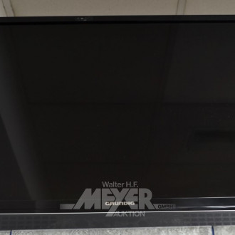 TV-Gerät ''GRUNDIG'' Typ: 32 GFB6626