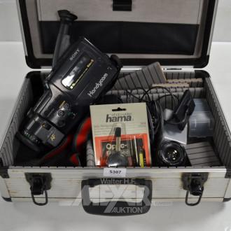 gt. Posten analoge Kameras und Objektive