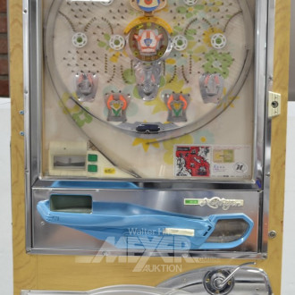 Spielautomat NISHIYIN, vermtl. Japan,