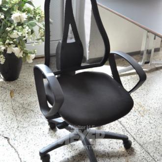 Bürodrehstuhl, Rückenlehne mit
