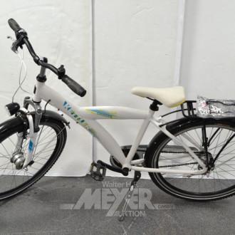 Mountainbike, KETTLER. weiß, 26''