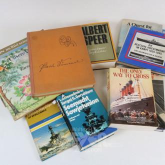 Posten versch. Bücher, Romane und