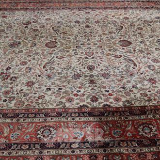 Orientteppich ''vermtl. Isfahan'',