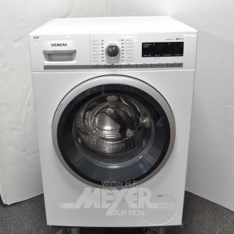 Waschmaschine ''SIEMENS'' Vario Perfect