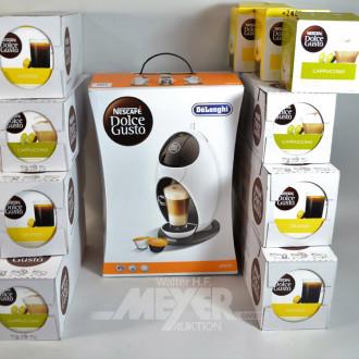 Kaffee-Padmaschine ''DeLonghi''