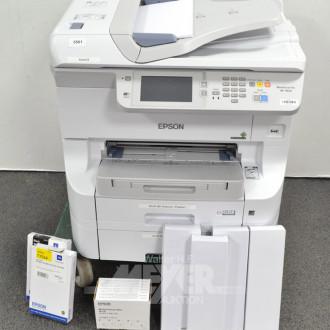 Multifunktionsdrucker ''EPSON''