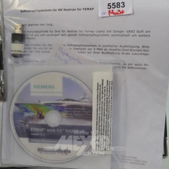 Software-Lizenz ''Siemens'' NX Nastran for