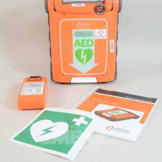 Defibrillator ''Cardiac Powerheard''