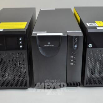 3 Server Notstromversorgung (USV) ''HP''