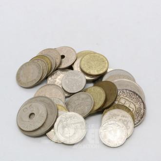 kl. Posten ausländischer Münzen