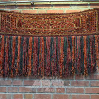 2 kl. orientalische Wandbehänge