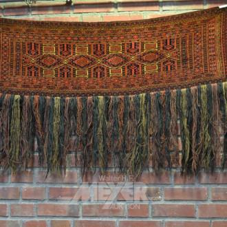 2 orientalische Wandbehänge, Buchara