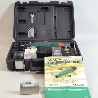 Akku-Multischleifer, PARKSIDE, im Koffer