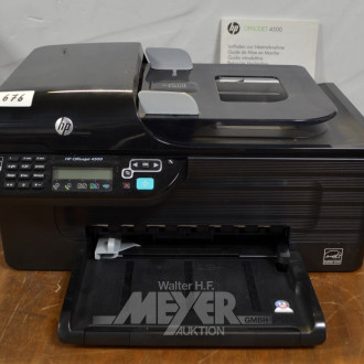 Drucker ''HP'' OfficeJet 4500
