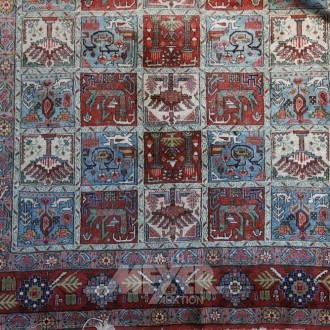 Orient Teppich  ''Felder Teppich''