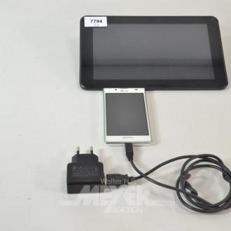 Tablett ''Smart Book'' ohne Lade-Kabel,