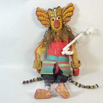 Marionette ''Südamerikanischer Tänzer''