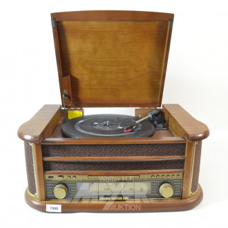 Nostalgie Musik Anlage ''Soundmaster''
