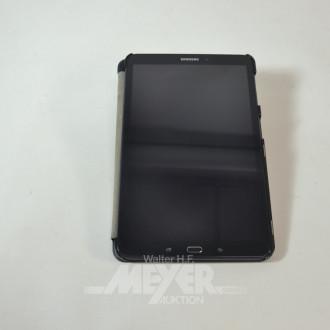 Tablet ''SAMSUNG'' mit Ladegerät