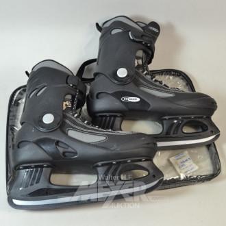 Paar Schlittschuhe, HY-Skate, Größe 43