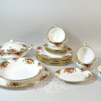 Speiseservice ROYAL ALBERT