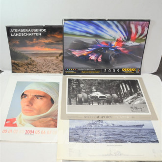 4 Bild-Kalender: