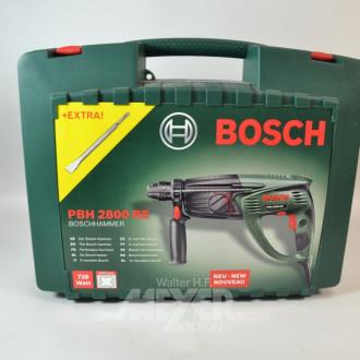 Bohrhammer BOSCH im Koffer