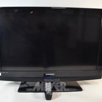 TV Gerät SAMSUNG, 32'', inkl. FB