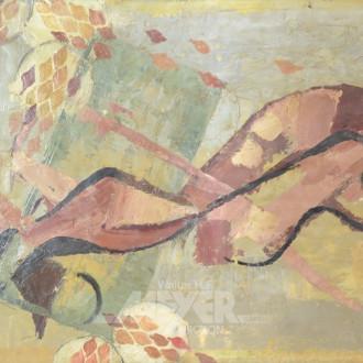 Gemälde ''Stierkampf''