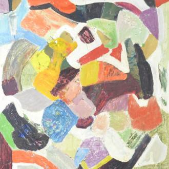 Gemälde ''Meditation''