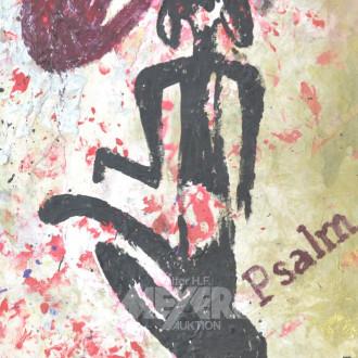 Gemälde ''Psalm''