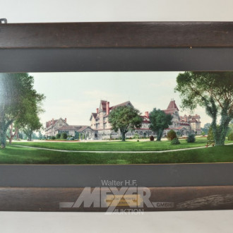 Druck ''Hotel Monterey''