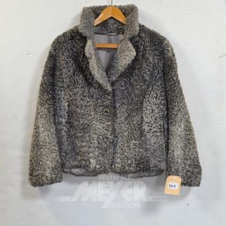 Persianer-Jacke, grau